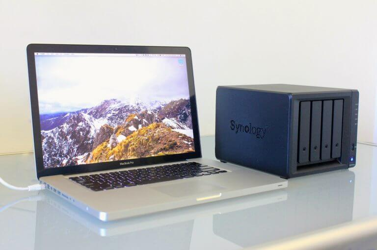 Synology NAS notification