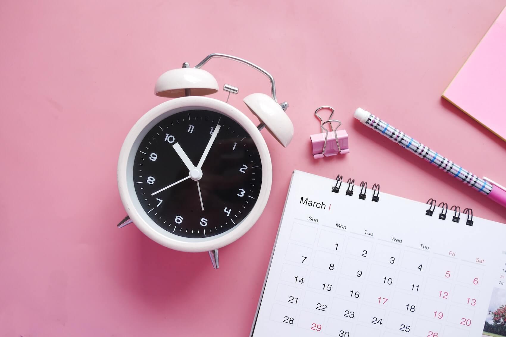 zegarek z kalendarzem
